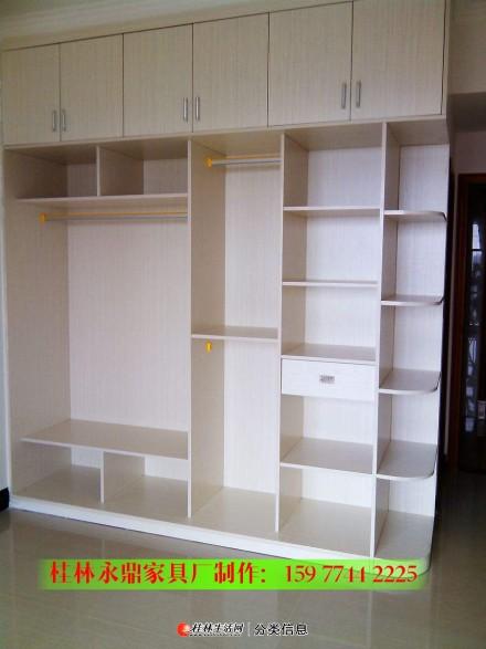 工厂专业生产订做烤漆展柜衣柜家具钢木展示货架