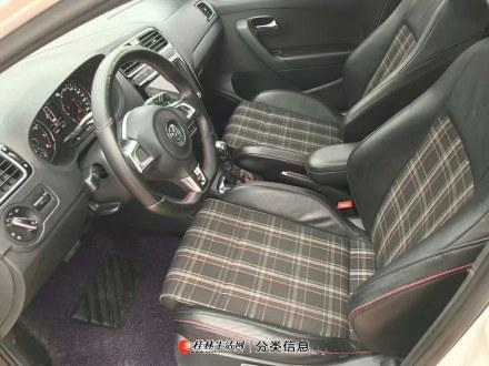 大众菠萝GTI自动新车14万多