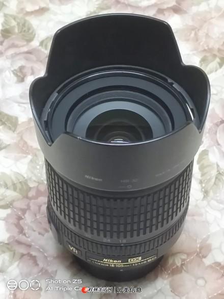 尼康 18-105mm 防抖镜头 96新