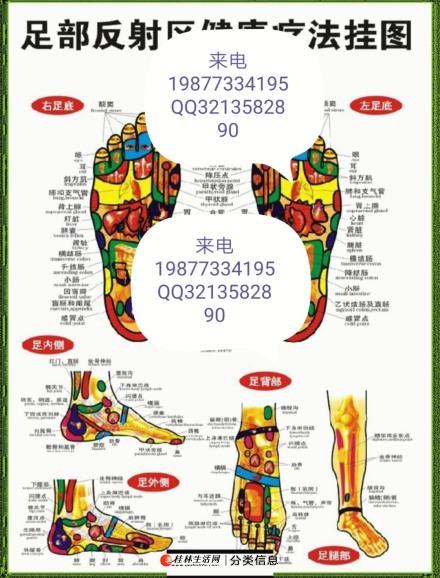 桂林高端养生专科理疗会所按摩上门推油24小时优质服务