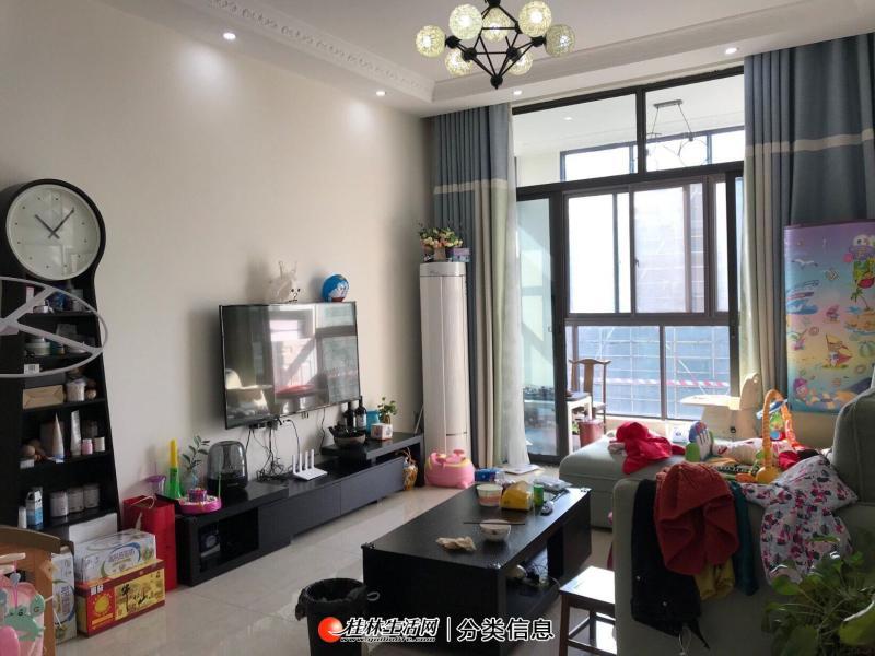 象山区漓江大美观景高层精装3房拎包入住 新出好房