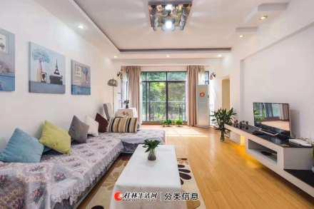 七星富人区 冠泰城国隔壁 东岸枫景精装3房只要140万 直接拎包入住