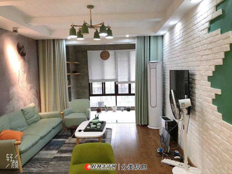 西山小学,广源国际电梯4楼,精装2室2厅,户型方正,南北通透