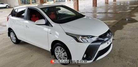 优转桂林市一手2018年9月份上牌,1.5自动挡丰田志炫