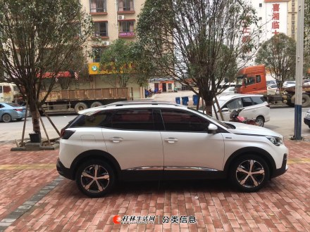 2018款标志4008转让出售私人一手车