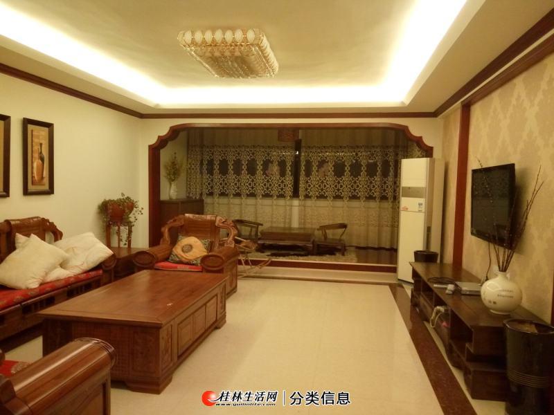 西山小学,广源国际垫高1楼,3室2厅,户型方正,南北通透,精装修,拎包入住带双阳台
