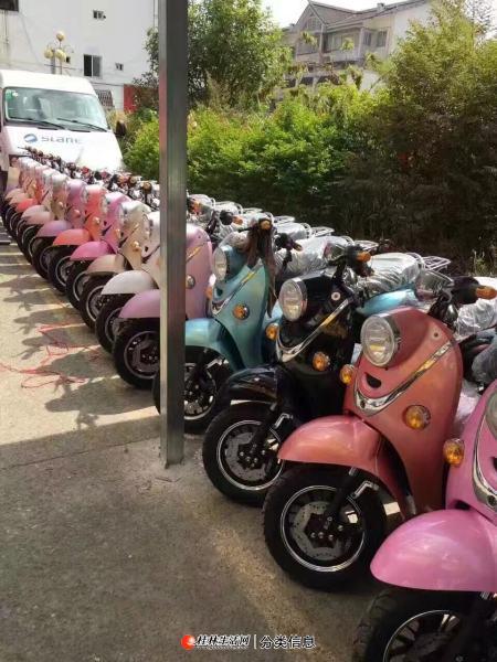 桂林市区最大品种最全的二手电动车车行有600.700
