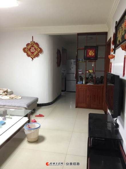 出租桂花园小区3房2厅(拎包入住)