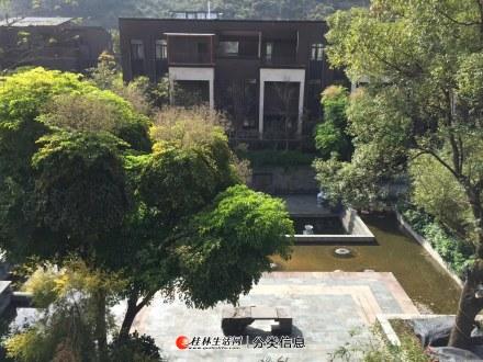 新上笋盘叠彩区 桃花江畔 原乡墅 公园式别墅区 养生首选 小区最便宜一套