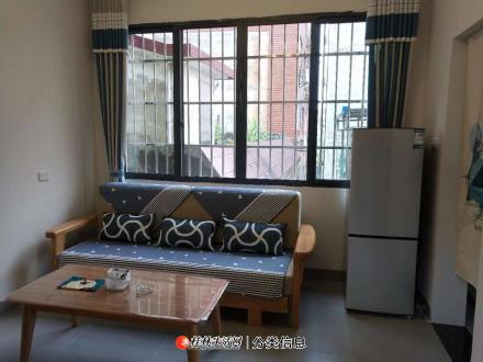 六合路  精装一房一厅  电梯房  家具家电齐全 价格实惠