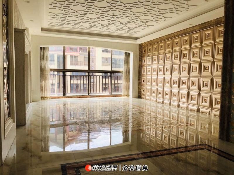 房东降价20万 芦笛路桂林郡豪装4房一梯两户169万另有车位