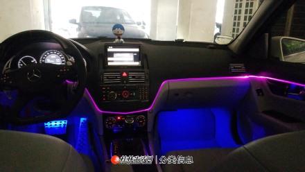 转让2010年上牌的白色1.6T奔驰C200K轿车8.5W
