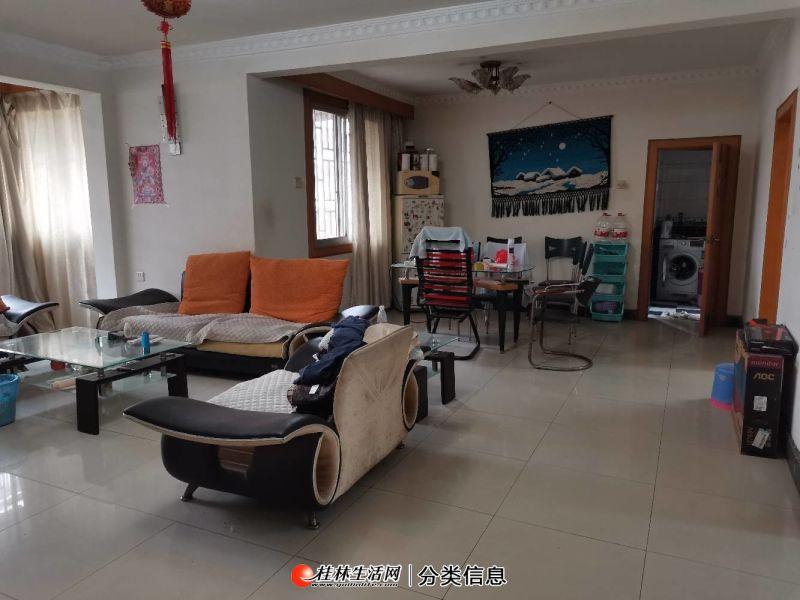 象山区超值将军桥小学!送10平杂物间!瓦窑南漓江花园107平3房出售!
