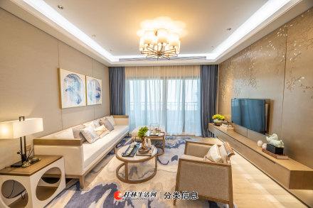桂林富力城免契税火热销售中81-138平方,2-4房,抢房中