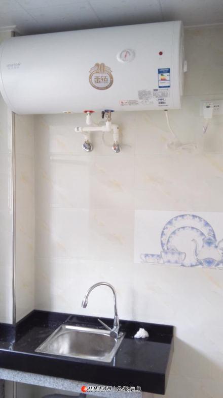 九岗岭小区5楼2房1厅70平方米,精装修家电齐全