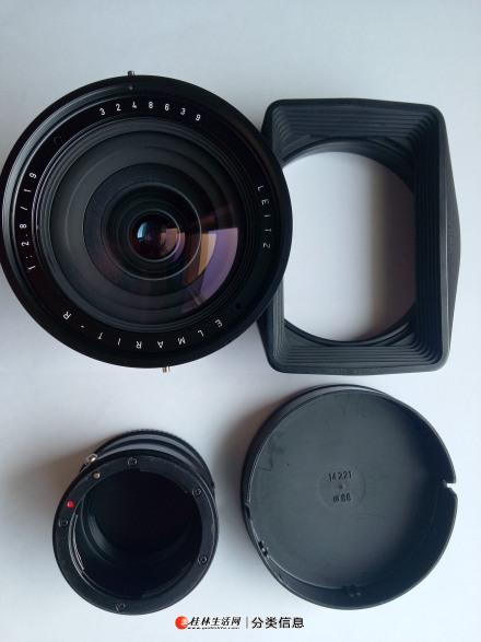 手动镜头摄影附件及摄影包