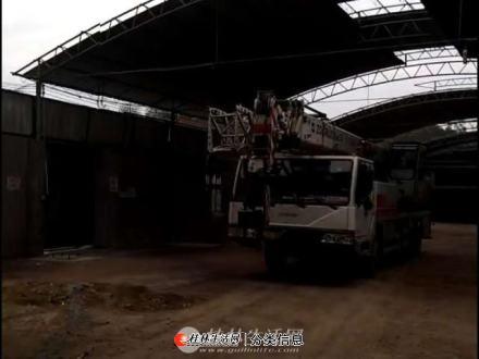 厂房(仓库)出租,1600平方,灵川八里街车管所后面