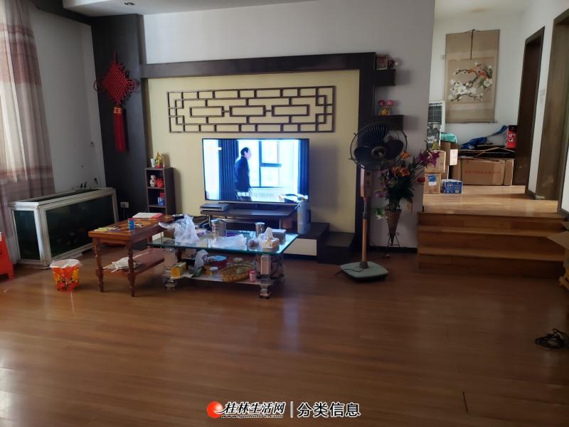 低价出售灵川梧桐墅旁龙头岭五小区精装120平商品房(送20平杂物间)