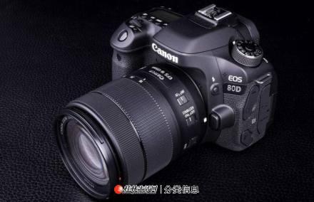 佳能EOS 80D EF-S18-200变焦镜头