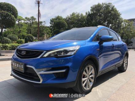 帝豪GS 1.3T运动版  2018年准新车