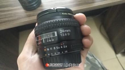 基本不用的尼康24mm定焦镜头