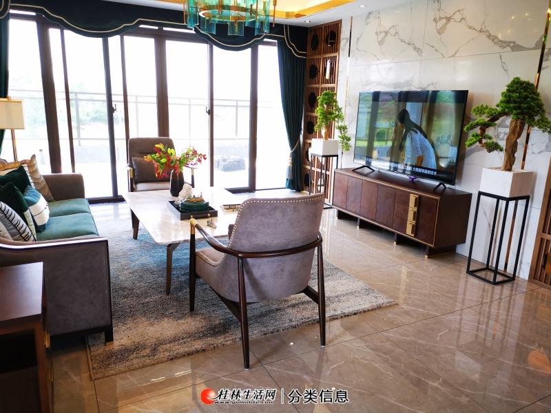 投资首选:桂林北站旁 时代春晓 96㎡ 3房2厅2卫 46.6万