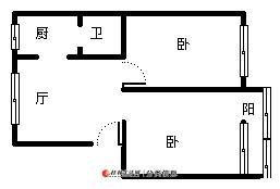 叠彩区 桂岭小学 中山北路 北极广场 观音阁 翊武路北巷四楼方正两房 独用天面带杂物间