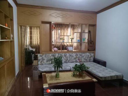 新世纪园 85平米 精装两房 家具齐全 1600元/月出租!!!