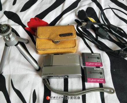 出售完好全套日本原装SONY相机