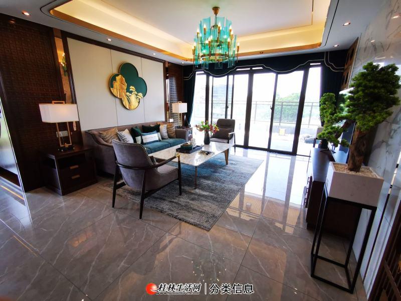 【时代春晓】桂林北站旁 4房2厅2卫 126㎡ 60万