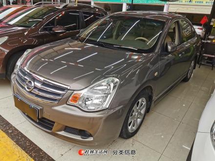 10年日产轩逸2.0XL,桂林市一手车,车况超精品!动力猛、油耗低