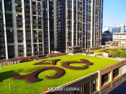 桂林恒大广场拎包入住的豪华新房适合办公和居住
