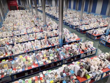 桂林海量图书批发,优品质,发货快,配加工!