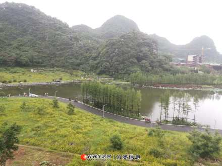 叠彩区 湖光山色 一线湖景  视野开阔 83平米 85万