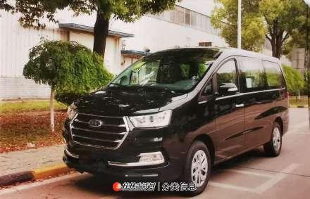 新车出售!江淮九座商务车,全新,亏本处理11.6万!
