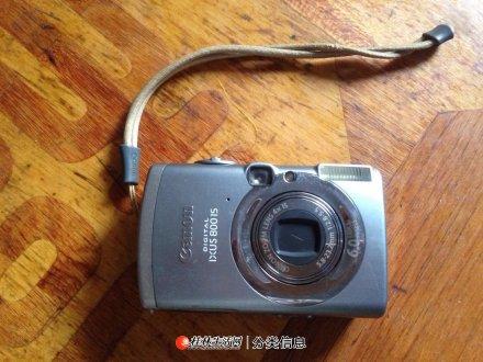 9成新佳能索尼数码相机低价出售