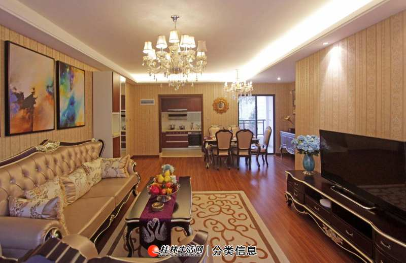 桂林秀峰区中隐路《信和信养生谷》3房2厅2卫