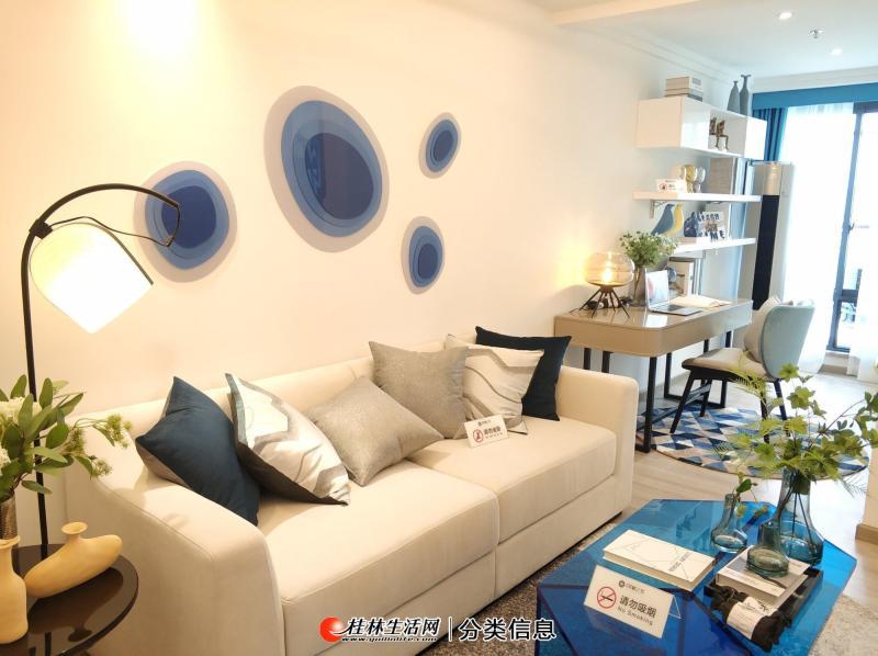 七星区万达广场旁单身白领的不二之选棠棣之华公寓自住出租两相宜