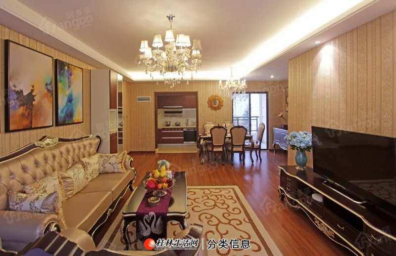叠彩区漓江边桂林国奥城3房2厅2卫70万起 价格低 地段交通配套好 随时联系