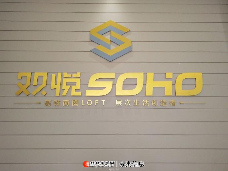 福利路 双悦SOHO小区 小三房 实用户型