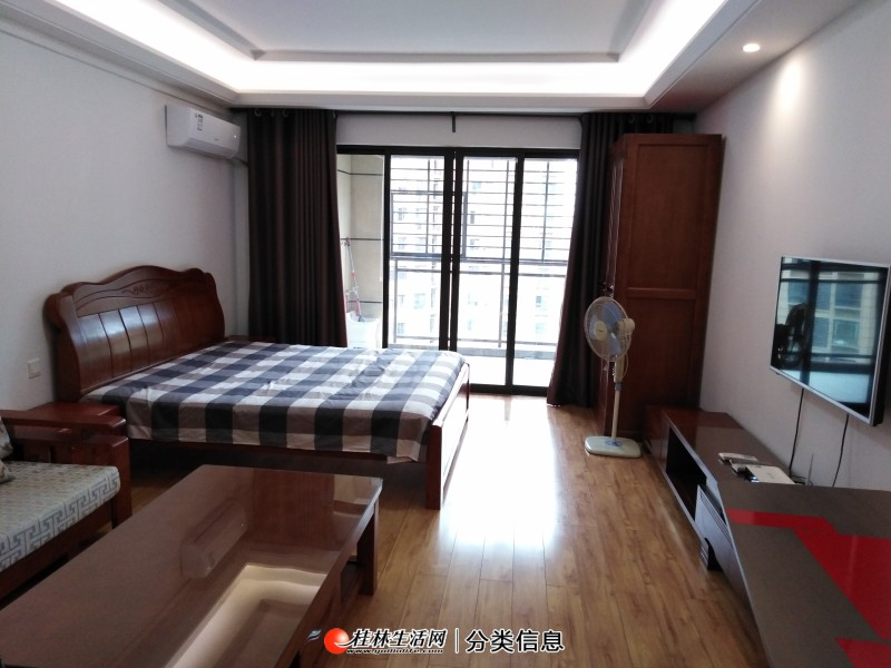 桂林万达华府酒店精装公寓 出售 (高新区万达广场)