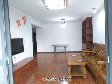 安厦世纪城电梯2房2厅1卫,精装修,家电家具,2300元平