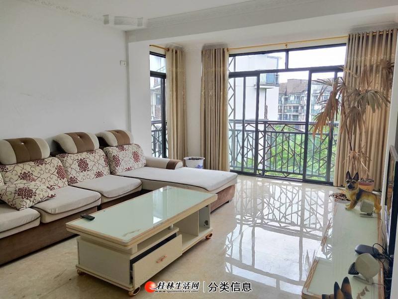 3室2厅 110平 联发旭景东区 精装修 80万 满五 房东