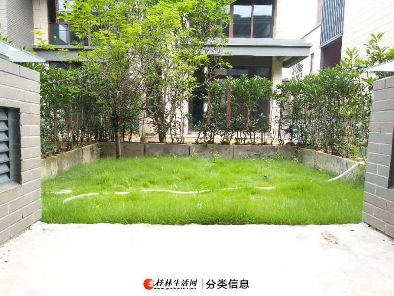 【独家房源 荣和林溪府】联排别墅有天有地实用320平米+双车位