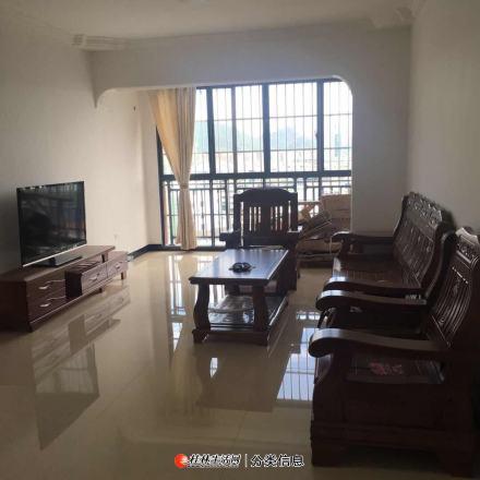 安庆大厦电梯16楼,2室2厅,家电家具齐全,拎包入住,带阳台