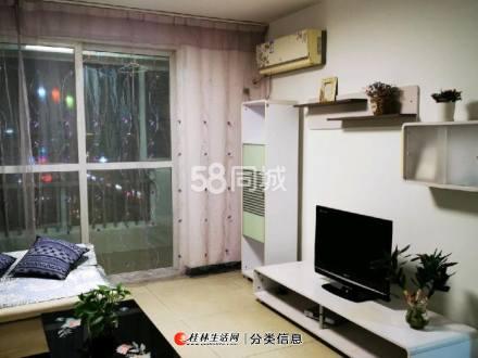 上东国际小区 1室2厅1卫 1600元/月 西向 豪装修