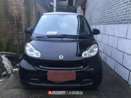 桂林市区2011款全进口奔驰smart自用车转让