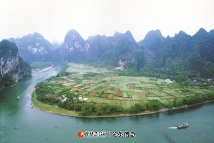 桂林市乡吧岛项目开发招商