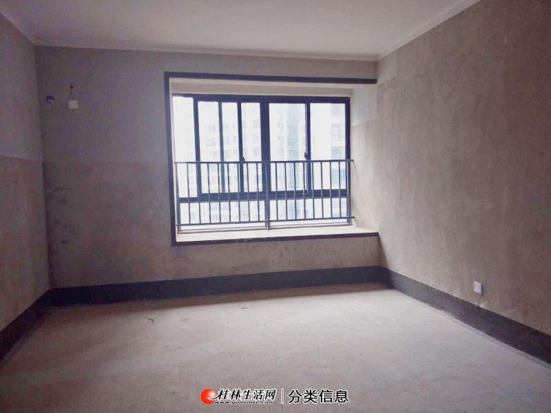 临桂区彰泰新城 超大3房急售 有钥匙 均价4000 恒大城旁