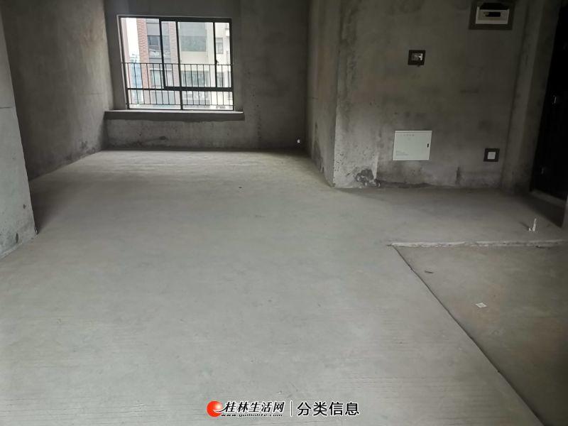 临桂吾悦广场商圈毗邻  汇荣桂林143平洋房白菜价74.9万
